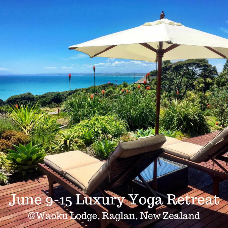 June 9-15 Luxury Yoga Retreat